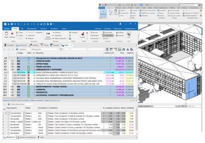 Presto – Presupuesto & Programación de Obra BIM